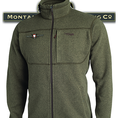 Fortitude Full Zip