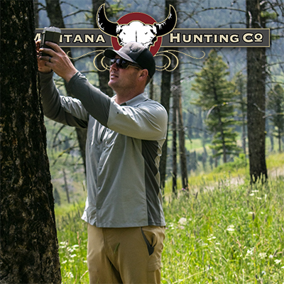 Putting Up Trail Cameras
